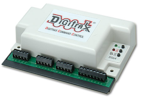 DS64 Quad Stationary Decoder