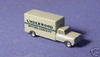 "80s BOX VAN TRUCK ""UNDERWOOD"""