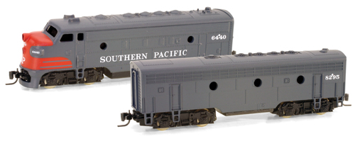 F7-B Southern Pacific  SP 8295