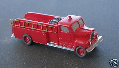40/50's FIRE ENGINE