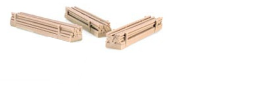 Tall Log Load (3-Pack) fits 50' Gondolas