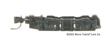 F7/GP9/GP35 truck side frames w/coupler