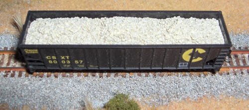 GRAVEL (VARIOUS PROFILES)