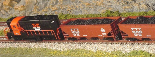 70-Ton Hopper NYC Set #2