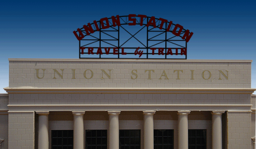 Union Station Billboard