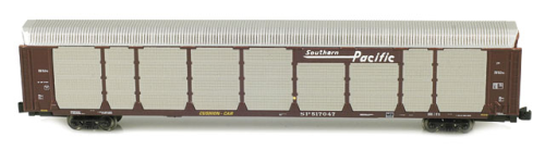 Tri-Level Autoracks Southern Pacific 4-Pack #1