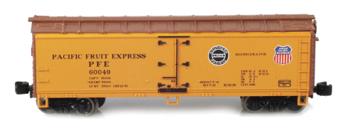 40' PFE R-30-18 Wooden Reefer 60049