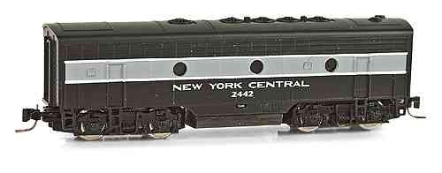 F7-B New York Central #2442 - POWERED