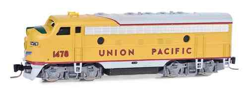F7-A Union Pacific #1478 - REPRINT
