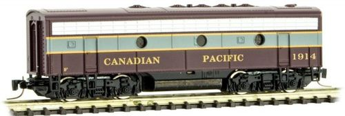 RERELEASE - F7-B Canadian Pacific #1914 - POWERED