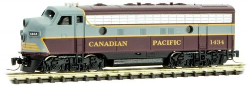 RERELEASE - F7-A Canadian Pacific #1434