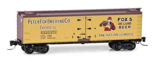 Wood Reefer Peter Fox Brewing Co. - Brewery Reefer Series #9