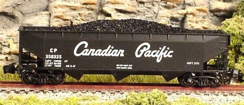 RARE! 70-Ton Hopper Canadian Pacific Set #1