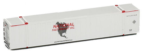 National Fast Freight Container 53'