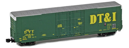 DT&I Greenville 60´ Boxcar #25914