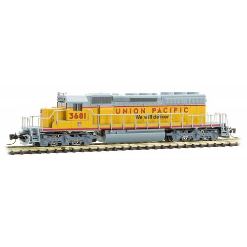 Union Pacific EMD SD40-2 #3681