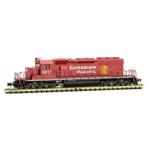 Canadian Pacific EMD SD40-2 #5617