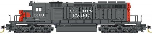 Southern Pacific EMD SD40-2 #7306