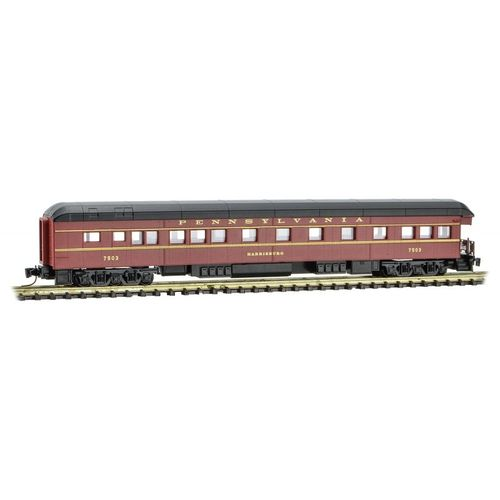 Pennsylvania Railroad Modernized Heavyweight Business Car #7503
