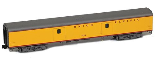 UNION PACIFIC Baggage #5724