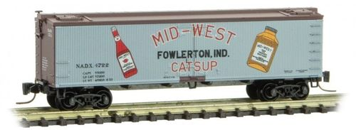 Mid-West Catsup - Farm-to-Table Series #8 - NADX 4722