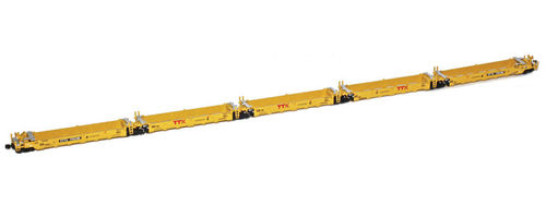 Gunderson MAXI-I articulated cars TTX #759382