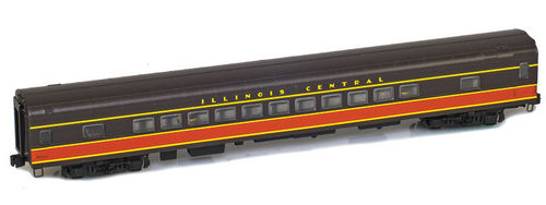 Illinois Central Panama Limited Coach