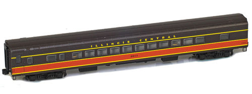 Illinois Central Panama Limited Coach #2613