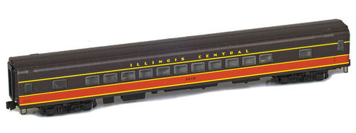 Illinois Central Panama Limited Coach #2610