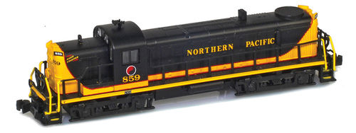 ALCO RS-3 Northern Pacific #862